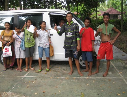Kinderoase Lombok