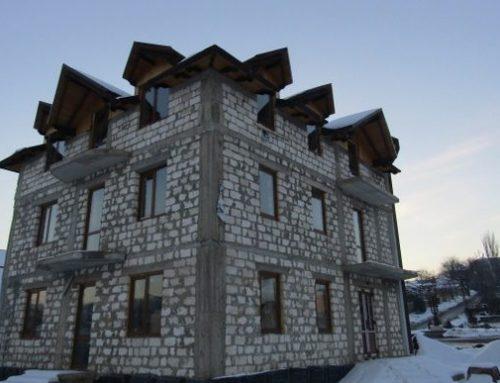 Obdachlosenheim Moldawien